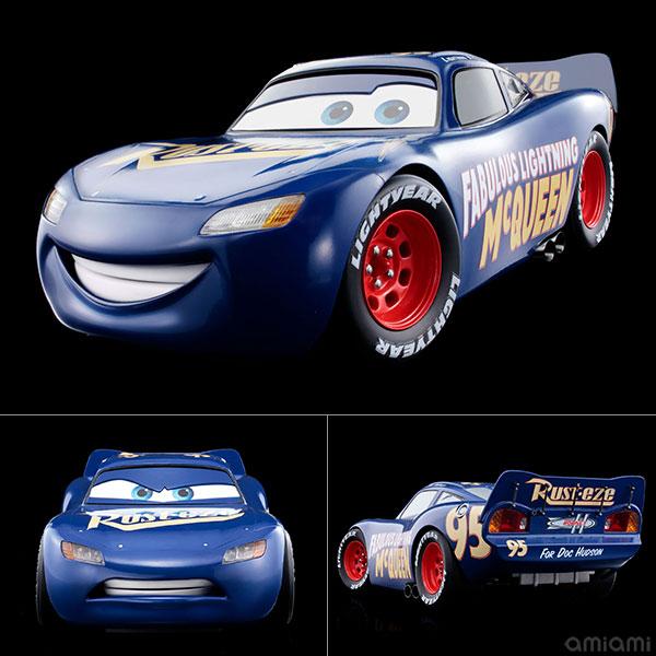 超合金 Cars Fabulous LIGHTNING McQUEEN(ライトニング・マックィーン)
