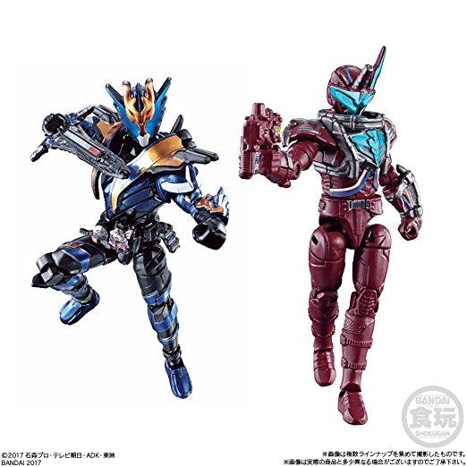 創動 仮面ライダービルド BUILD3 12個入りBOX-006