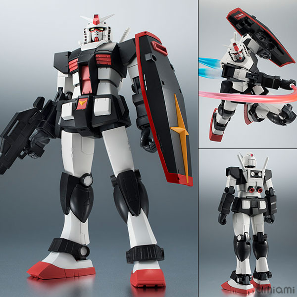 ROBOT魂 -ロボット魂- 〈SIDE MS〉 RX-78-1 プロトタイプガンダム ver. A.N.I.M.E.
