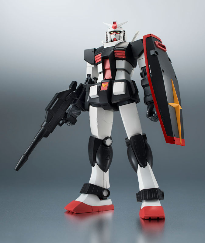ROBOT魂 -ロボット魂- 〈SIDE MS〉 RX-78-1 プロトタイプガンダム ver. A.N.I.M.E.-001