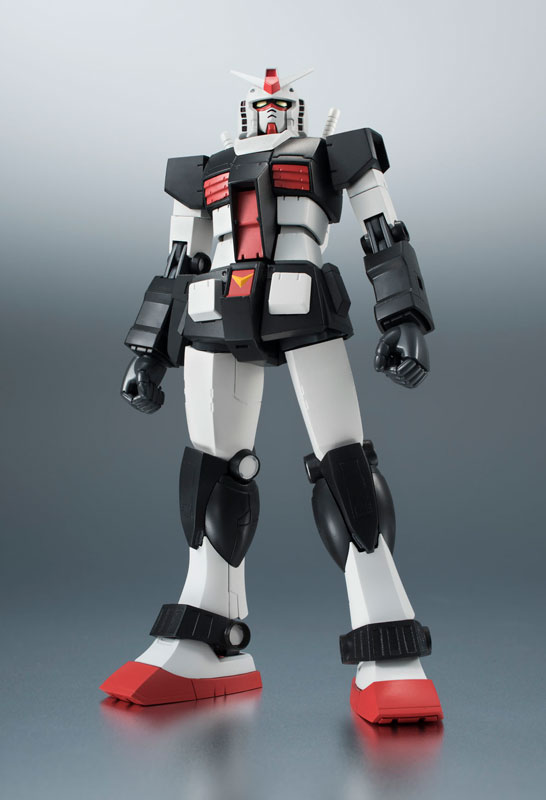ROBOT魂 -ロボット魂- 〈SIDE MS〉 RX-78-1 プロトタイプガンダム ver. A.N.I.M.E.-002