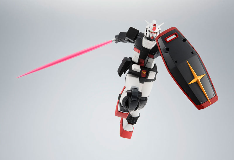 ROBOT魂 -ロボット魂- 〈SIDE MS〉 RX-78-1 プロトタイプガンダム ver. A.N.I.M.E.-008