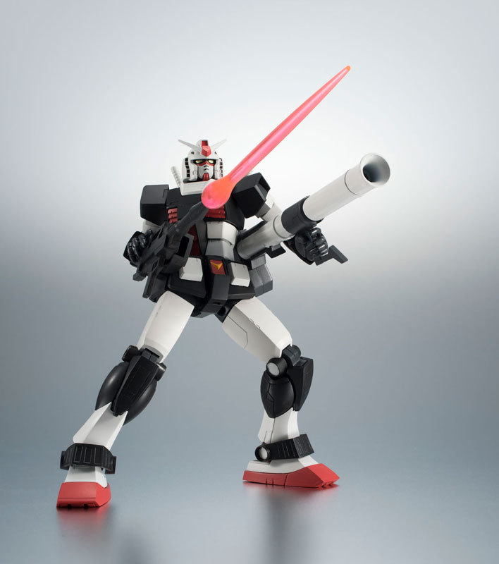 ROBOT魂 -ロボット魂- 〈SIDE MS〉 RX-78-1 プロトタイプガンダム ver. A.N.I.M.E.-012