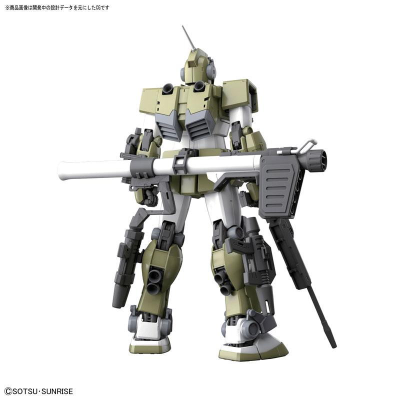 MG 1/100 ジム・スナイパー カスタム 『機動戦士ガンダム MSV』プラモデル-003