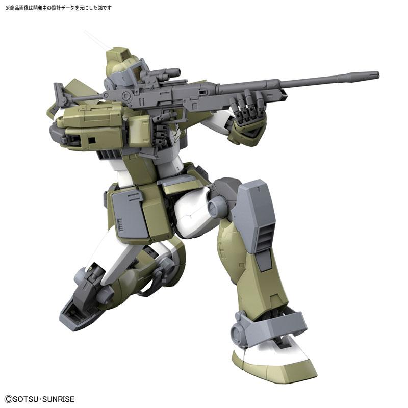 MG 1/100 ジム・スナイパー カスタム 『機動戦士ガンダム MSV』プラモデル-004