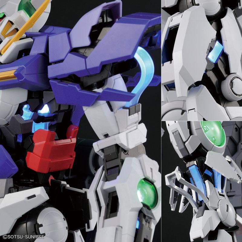PG 1/60 ガンダムエクシア (LIGHTING MODEL) プラモデル-006