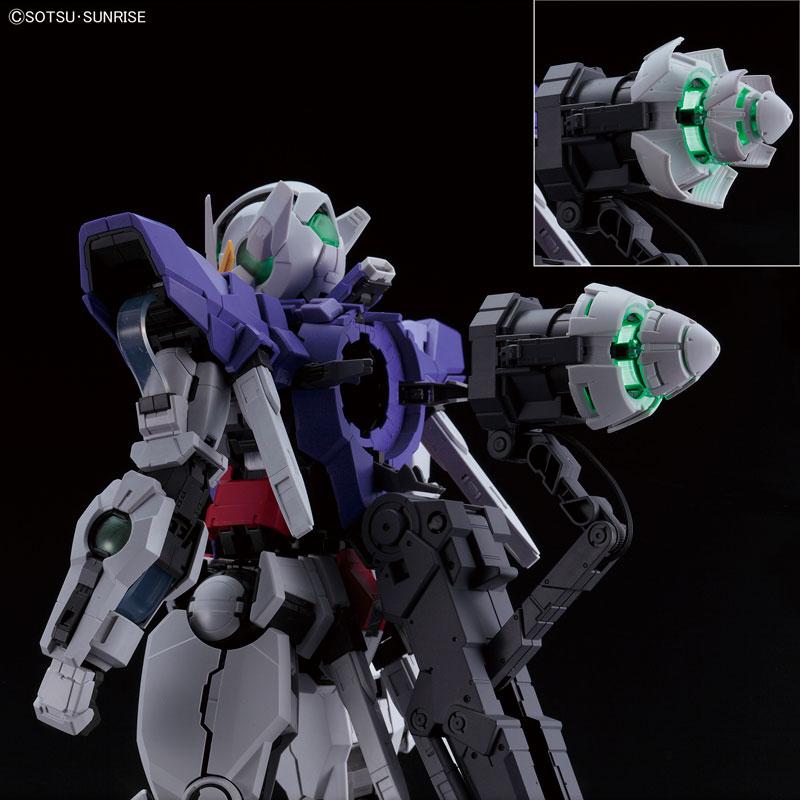 PG 1/60 ガンダムエクシア (LIGHTING MODEL) プラモデル-007