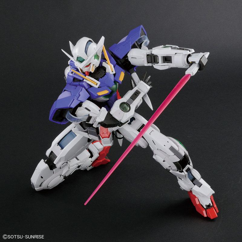 PG 1/60 ガンダムエクシア (LIGHTING MODEL) プラモデル-009