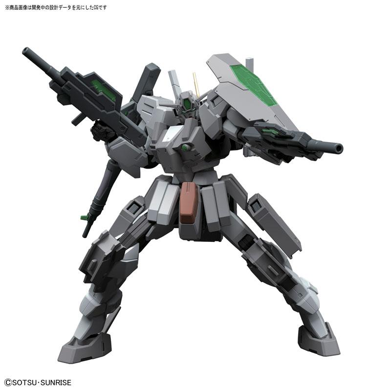 HGBF 1/144 ケルディムガンダムサーガ TYPE.GBF 『ガンダムビルドファイターズ』プラモデル