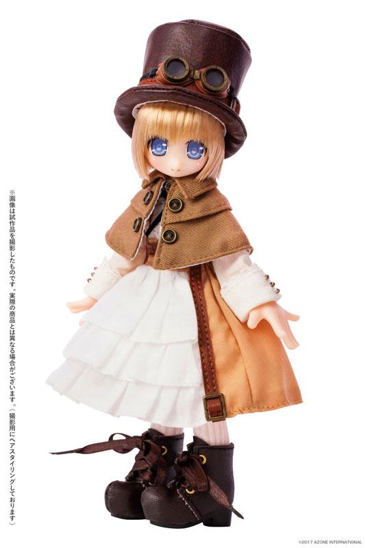 Lil'Fairy ~ちいさなお手伝いさん~ クラム 1/12 完成品ドール-002