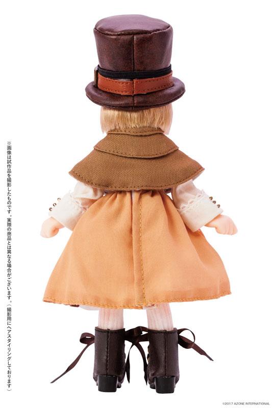Lil'Fairy ~ちいさなお手伝いさん~ クラム 1/12 完成品ドール-003