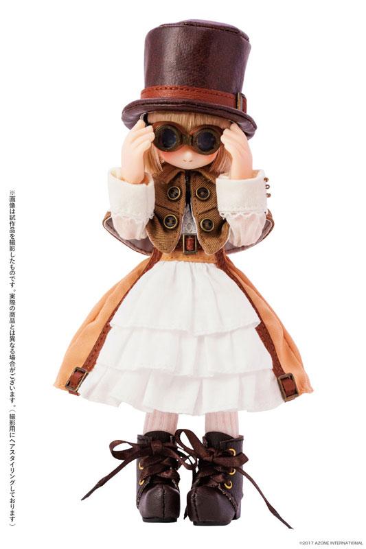 Lil'Fairy ~ちいさなお手伝いさん~ クラム 1/12 完成品ドール-005