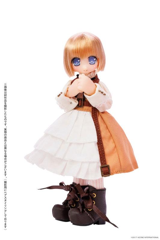 Lil'Fairy ~ちいさなお手伝いさん~ クラム 1/12 完成品ドール-006