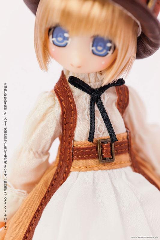 Lil'Fairy ~ちいさなお手伝いさん~ クラム 1/12 完成品ドール-010