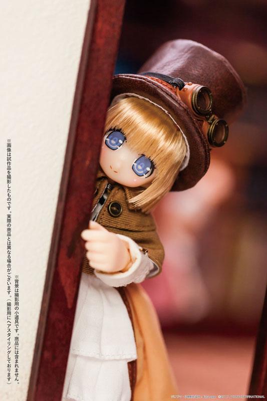 Lil'Fairy ~ちいさなお手伝いさん~ クラム 1/12 完成品ドール-014