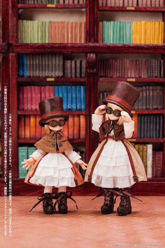 Lil'Fairy ~ちいさなお手伝いさん~ クラム 1/12 完成品ドール-015