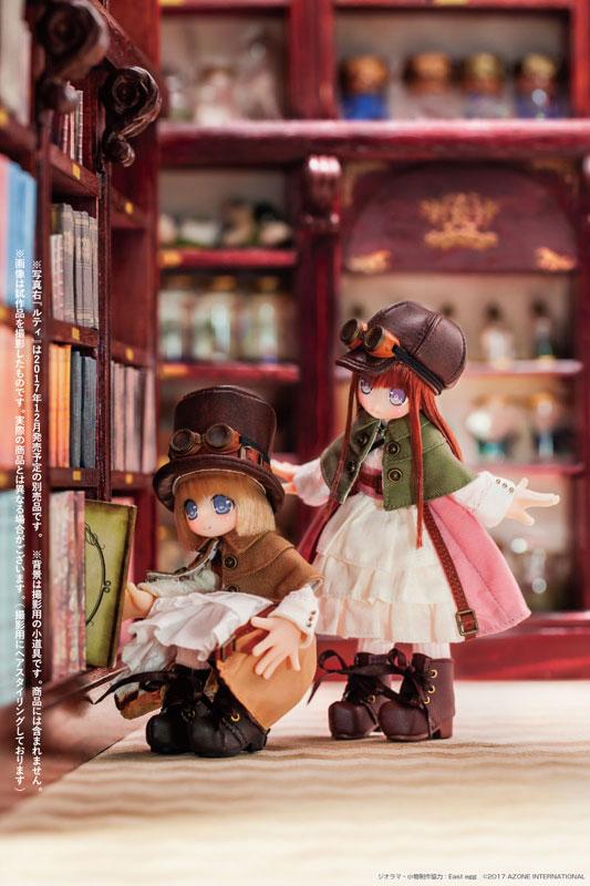 Lil'Fairy ~ちいさなお手伝いさん~ クラム 1/12 完成品ドール-017