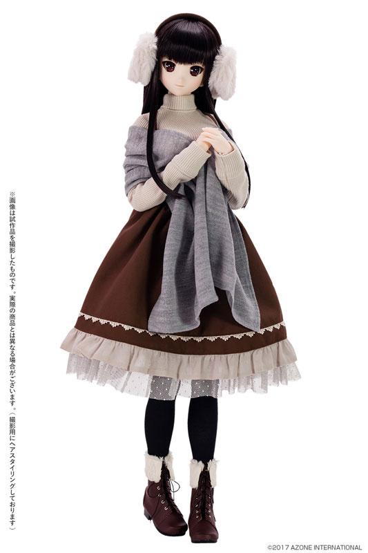 Iris Collect(アイリス コレクト) かの / Winter coming ~冬のあしおと~ 完成品ドール-001