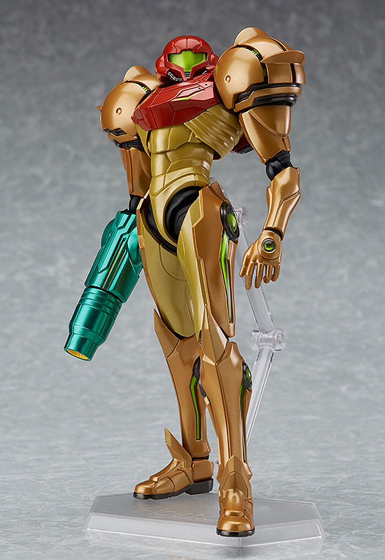 figma METROID PRIME 3 CORRUPTION サムス・アラン PRIME3ver.-001