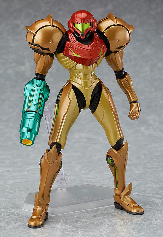 figma METROID PRIME 3 CORRUPTION サムス・アラン PRIME3ver.-002