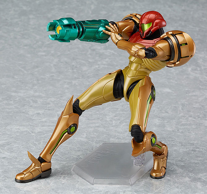 figma METROID PRIME 3 CORRUPTION サムス・アラン PRIME3ver.-003
