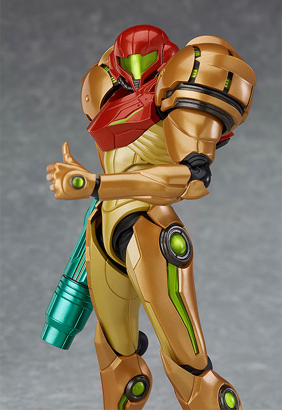 figma METROID PRIME 3 CORRUPTION サムス・アラン PRIME3ver.-008