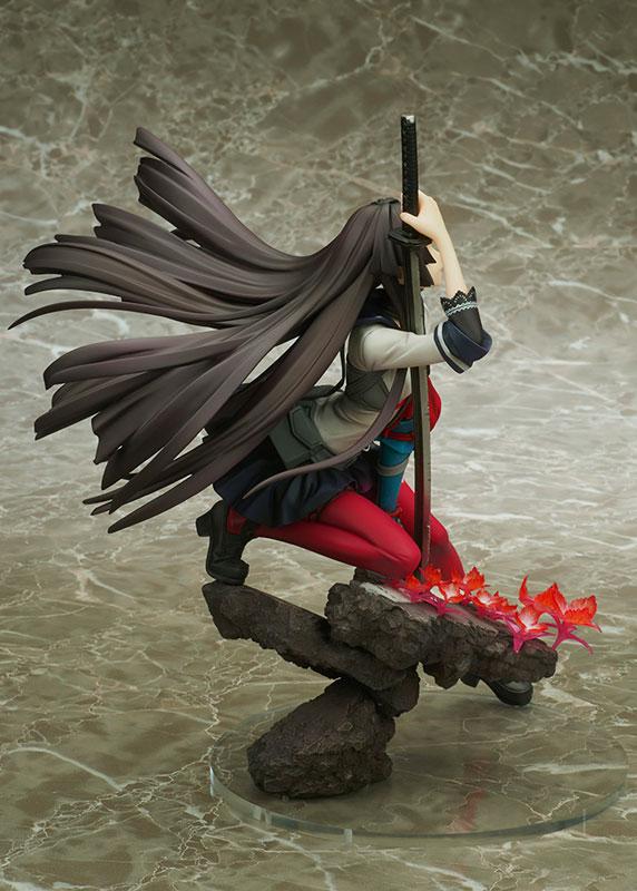 セブンスドラゴン2020 サムライ(刀子) バトルver. 完成品フィギュア-005