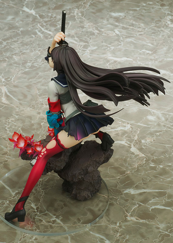 セブンスドラゴン2020 サムライ(刀子) バトルver. 完成品フィギュア-008