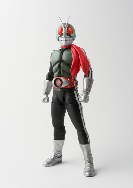 S.H.フィギュアーツ (真骨彫製法) 仮面ライダー新1号-001