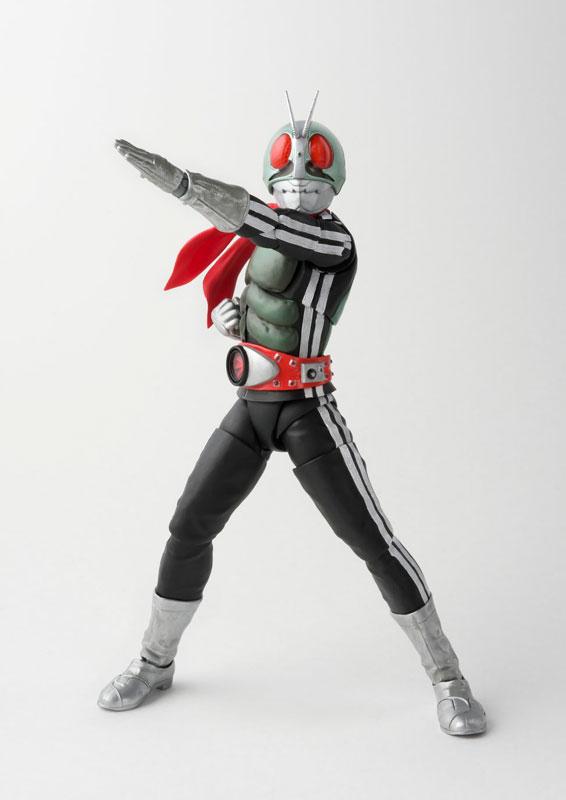 S.H.フィギュアーツ (真骨彫製法) 仮面ライダー新1号-003