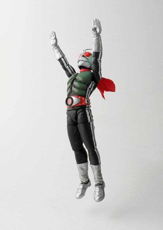 S.H.フィギュアーツ (真骨彫製法) 仮面ライダー新1号-005