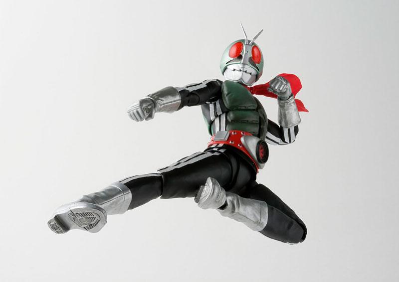 S.H.フィギュアーツ (真骨彫製法) 仮面ライダー新1号-006
