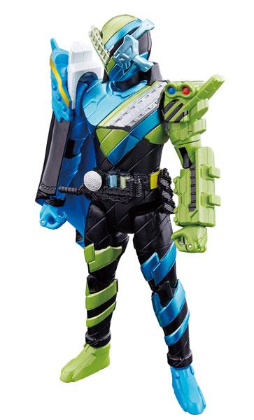 仮面ライダービルド ボトルチェンジライダーシリーズ 07仮面ライダービルド 海賊レッシャーフォーム-002