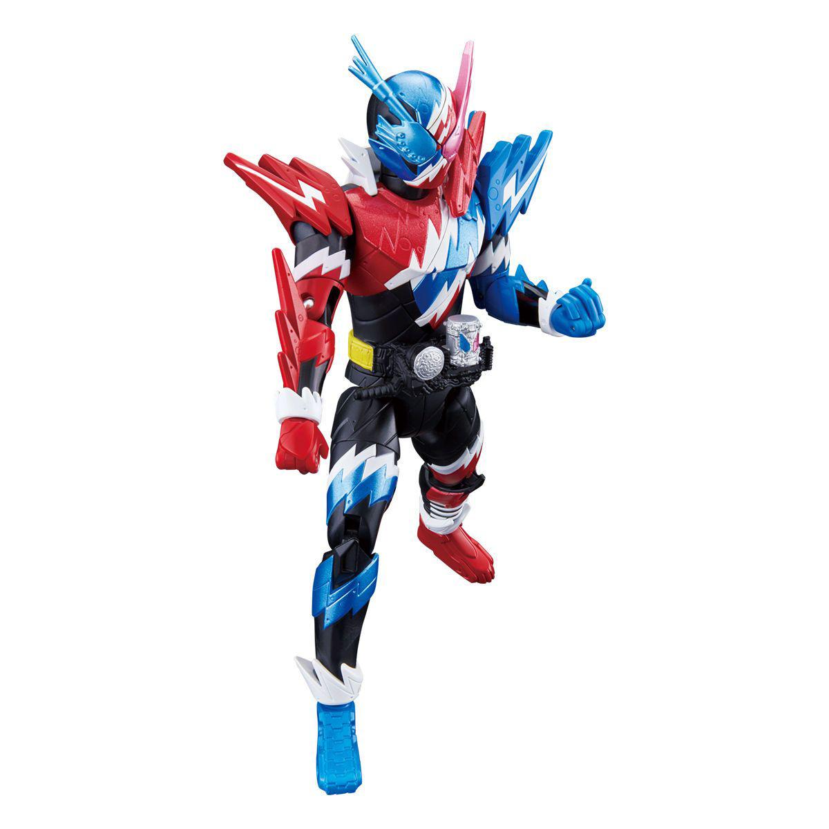 仮面ライダービルド ボトルチェンジライダーシリーズ 08仮面ライダービルド ラビットタンクスパークリングフォーム-002