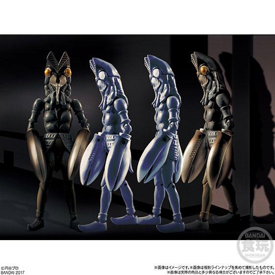 【食玩】SHODO ウルトラマンVS 4 10個入りBOX-006