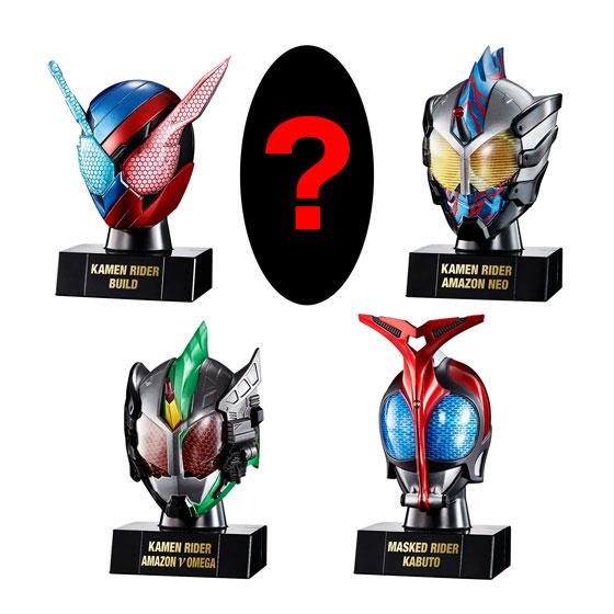 仮面ライダー 仮面之世界(マスカーワールド)4 10個入りBOX (食玩)