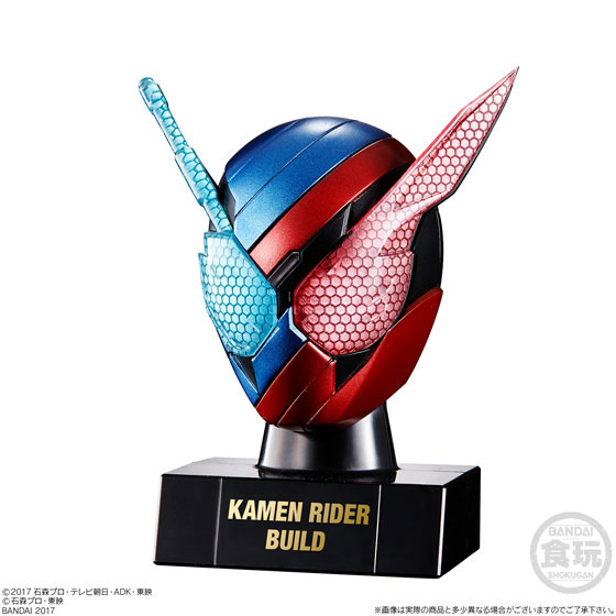 仮面ライダー 仮面之世界(マスカーワールド)4 10個入りBOX (食玩)-001