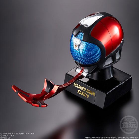 仮面ライダー 仮面之世界(マスカーワールド)4 10個入りBOX (食玩)-005
