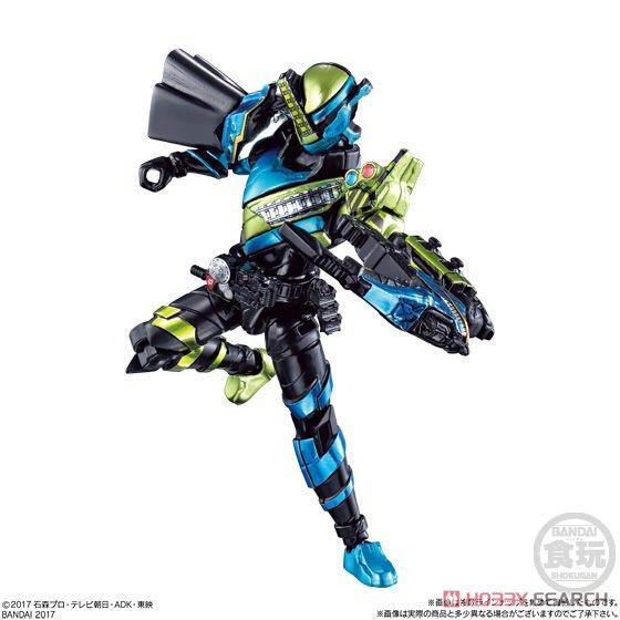 【食玩】創動 仮面ライダービルド BUILD4 12個入りBOX-007