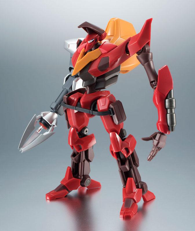 ROBOT魂 -ロボット魂- 〈SIDE KMF〉 紅蓮弐式(甲壱型腕装備)-001