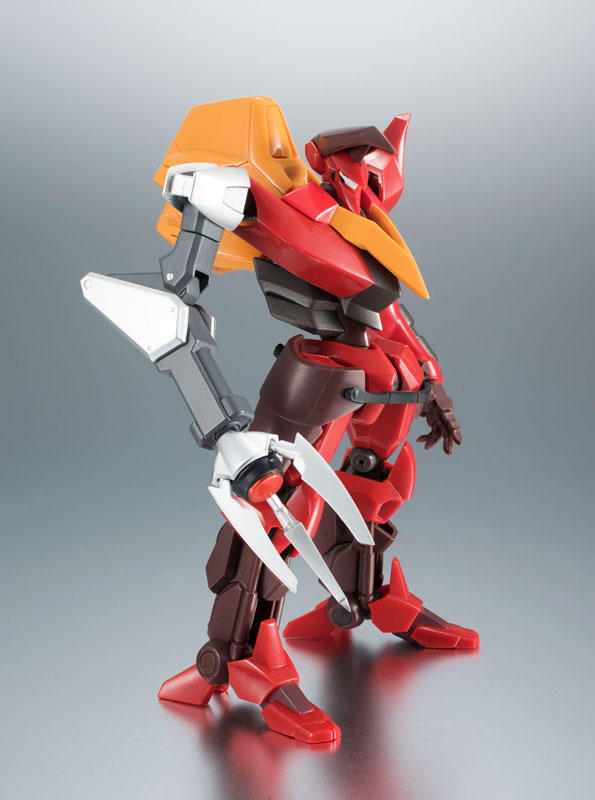 ROBOT魂 -ロボット魂- 〈SIDE KMF〉 紅蓮弐式(甲壱型腕装備)-002