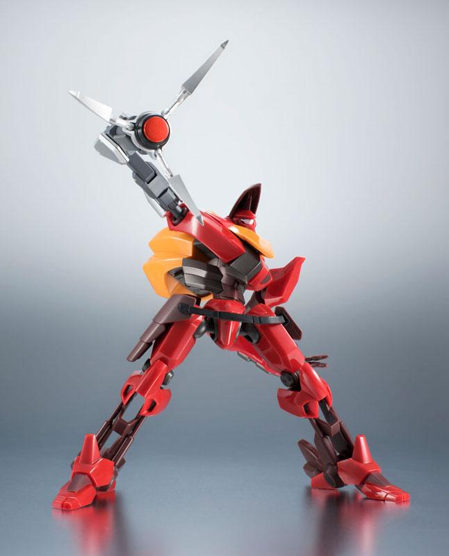 ROBOT魂 -ロボット魂- 〈SIDE KMF〉 紅蓮弐式(甲壱型腕装備)-003