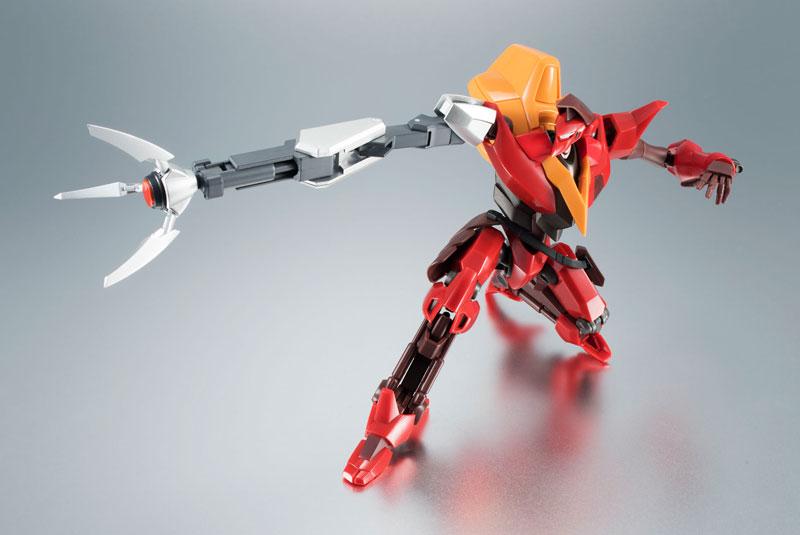 ROBOT魂 -ロボット魂- 〈SIDE KMF〉 紅蓮弐式(甲壱型腕装備)-006