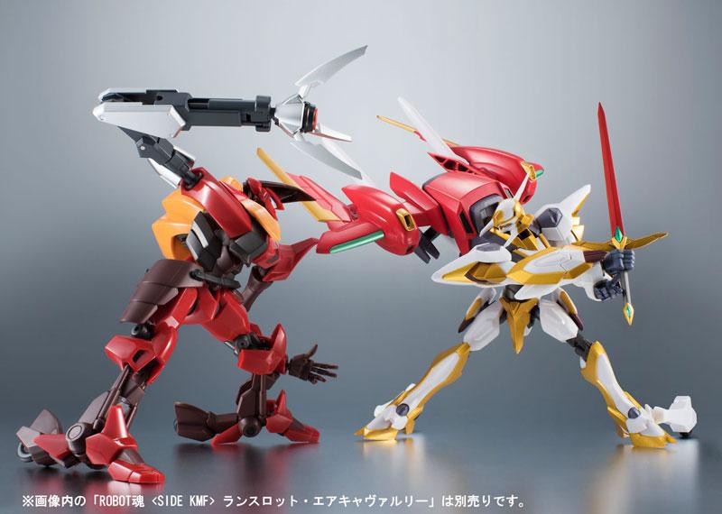 ROBOT魂 -ロボット魂- 〈SIDE KMF〉 紅蓮弐式(甲壱型腕装備)-008