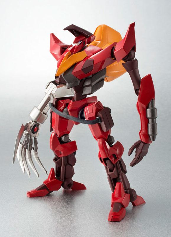 ROBOT魂 -ロボット魂- 〈SIDE KMF〉 紅蓮弐式(甲壱型腕装備)-009