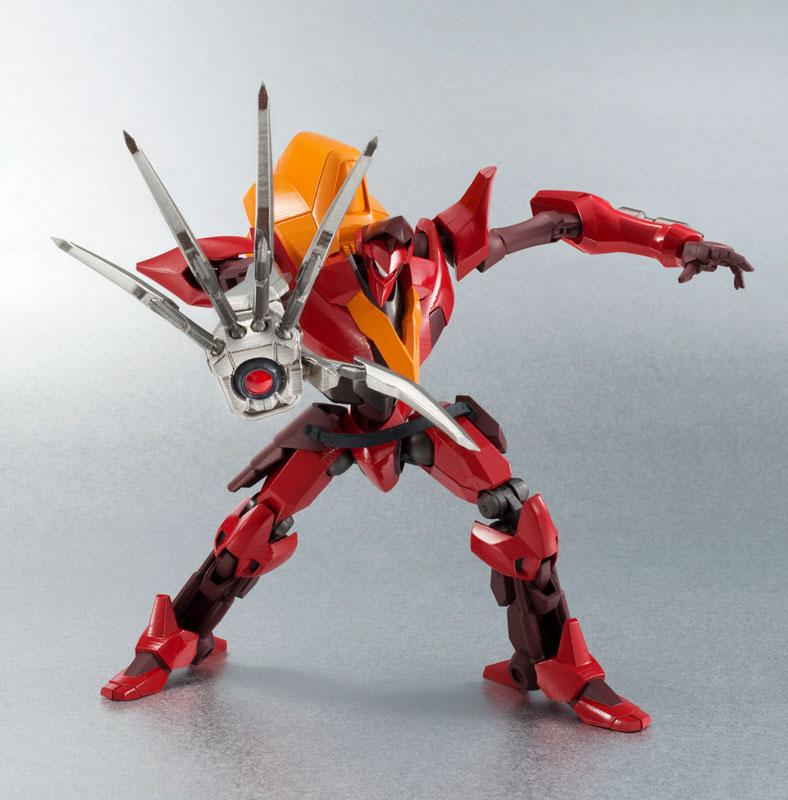 ROBOT魂 -ロボット魂- 〈SIDE KMF〉 紅蓮弐式(甲壱型腕装備)-010