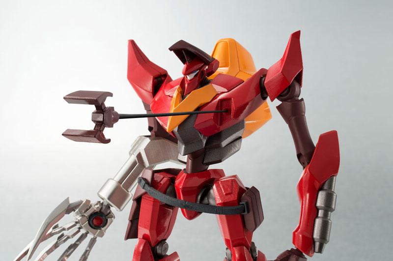 ROBOT魂 -ロボット魂- 〈SIDE KMF〉 紅蓮弐式(甲壱型腕装備)-012