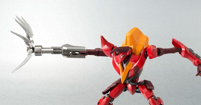 ROBOT魂 -ロボット魂- 〈SIDE KMF〉 紅蓮弐式(甲壱型腕装備)-013