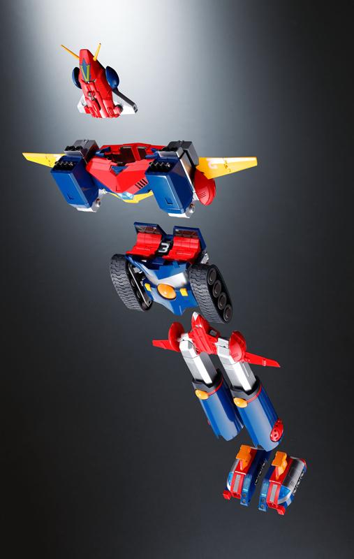 DX超合金魂 超電磁ロボ コン・バトラーV-001