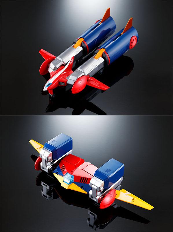 DX超合金魂 超電磁ロボ コン・バトラーV-002